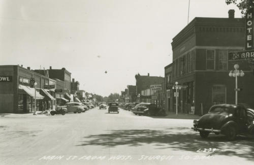 Downtown Sturgis